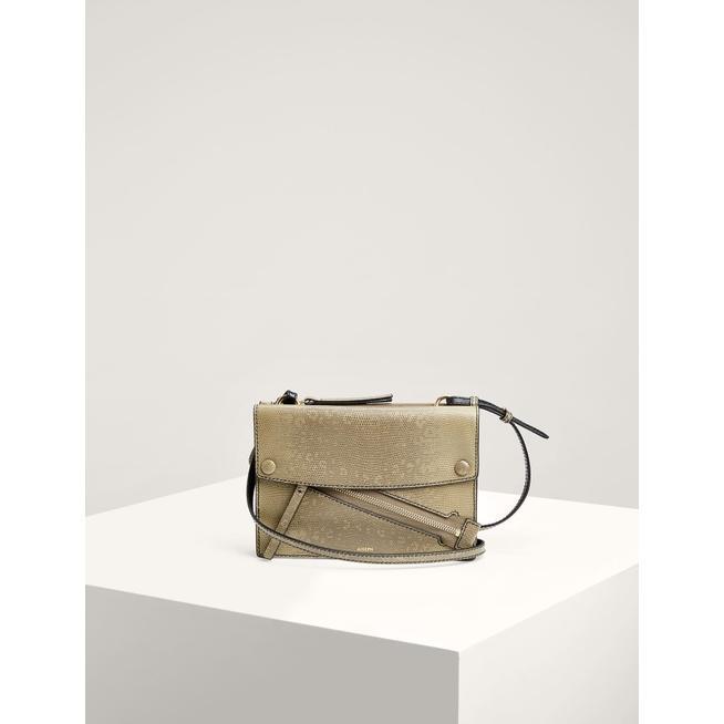 Joseph Leather Fleet Bag
