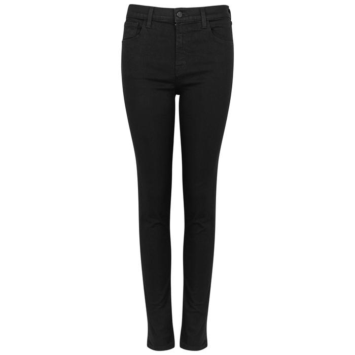 new collection info for super specials J Brand Ruby Black Skinny Jeans | ModeSens