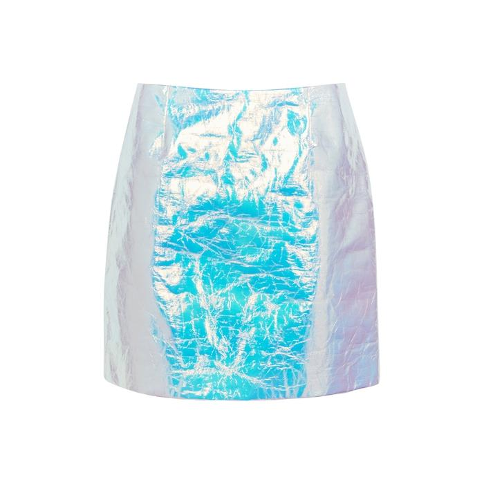 Sies Marjan Desiree Iridescent Mini Skirt