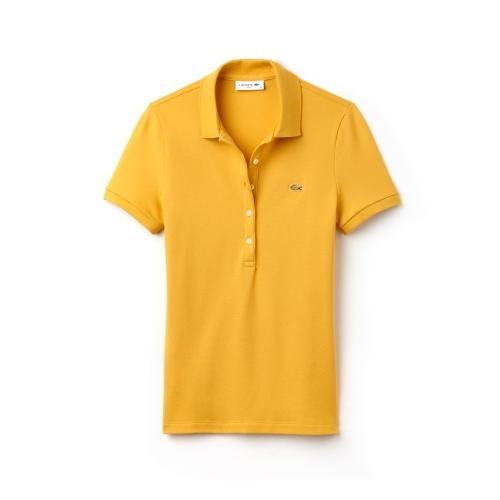 Lacoste - Women S Short Sleeves Polo