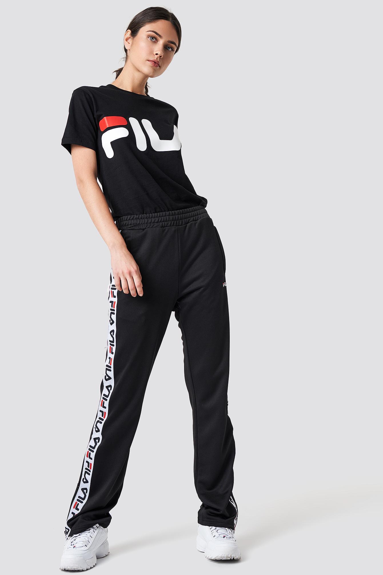 Fila Thora Track Pants - Black