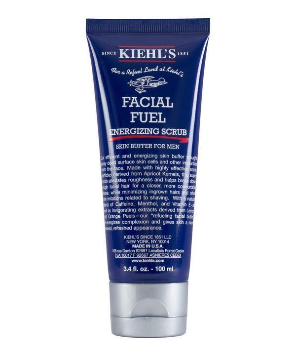 Kiehl's Since 1851 Facial Fuel Energising Scrub 100ml In White