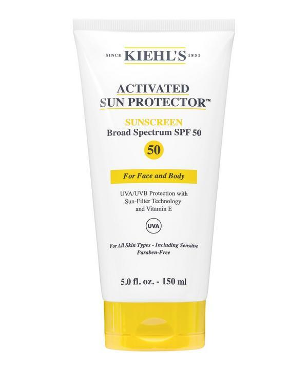 Kiehl's Since 1851 Activated Sun Protector Spf 50 150Ml