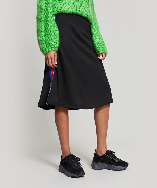 Re Cle Sport A-line Skirt In Black