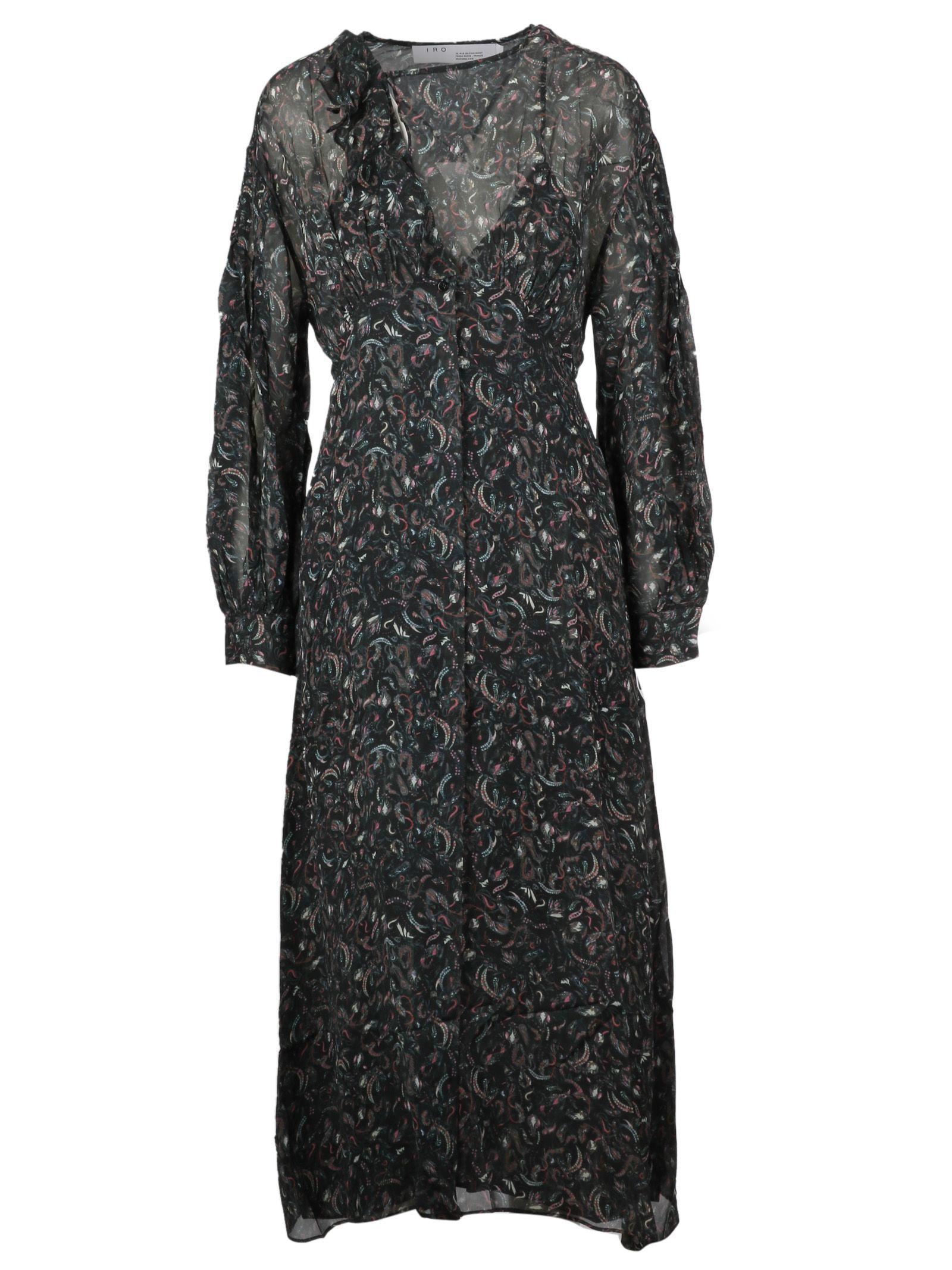 Iro Elea Dress In Bla01