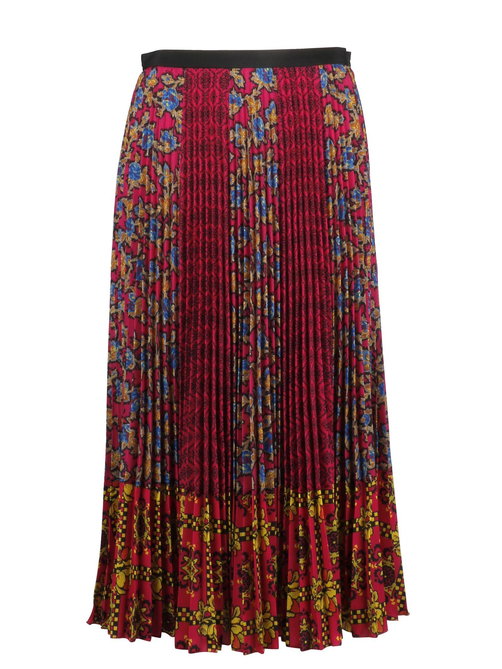 Red Valentino Printed Skirt In Fa9