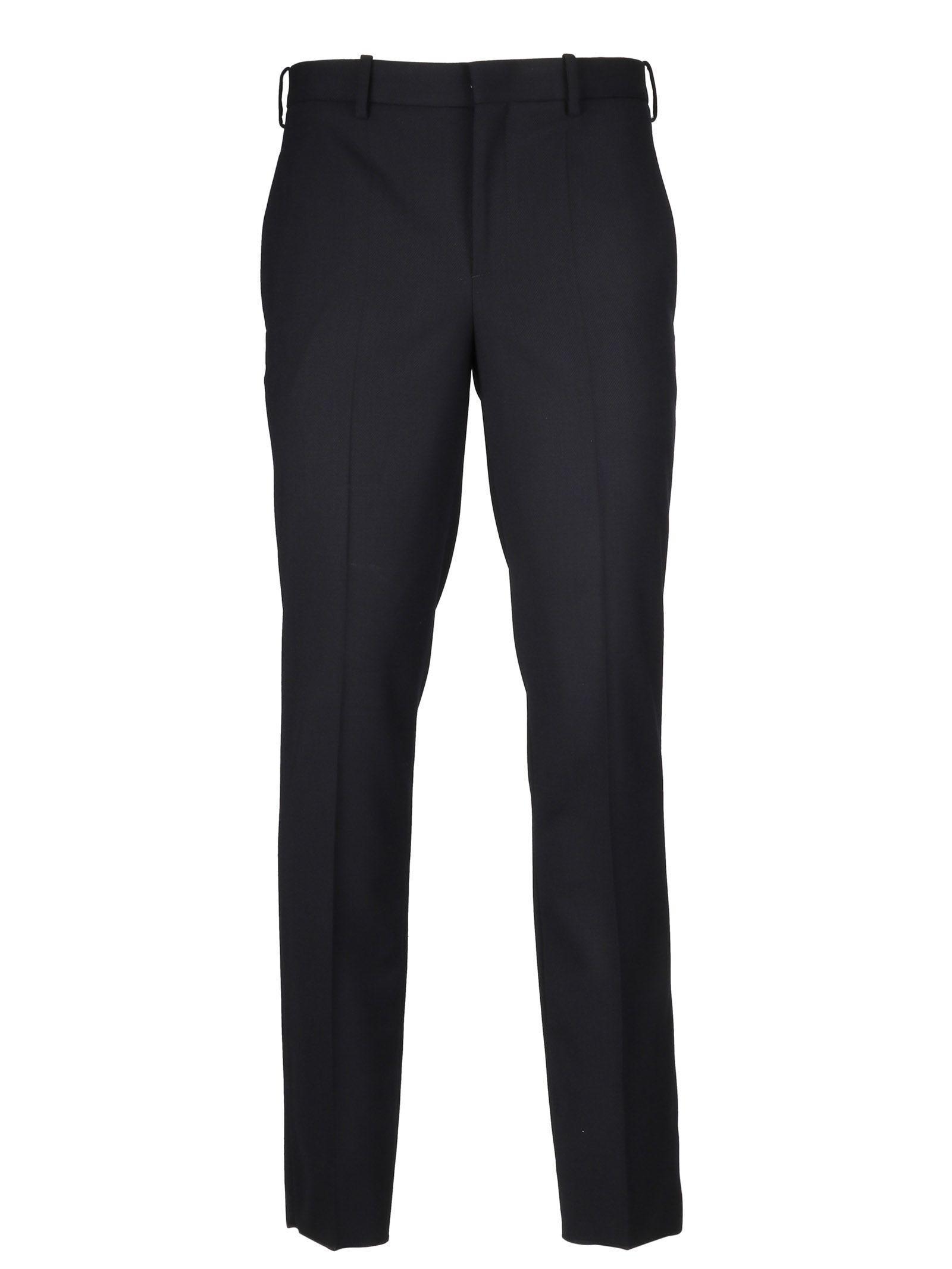 Neil Barrett Tailored Trousers In 415