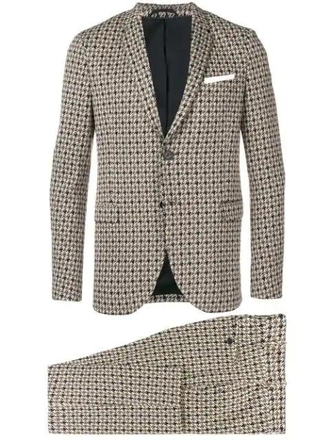 Neil Barrett Two-piece Suit - Neutrals