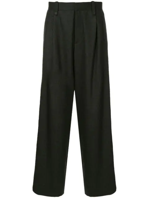 Kolor Baggy Tailored Trousers - Grey