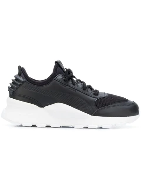 Puma Evolution Rs-0 Sound Sneakers - Black
