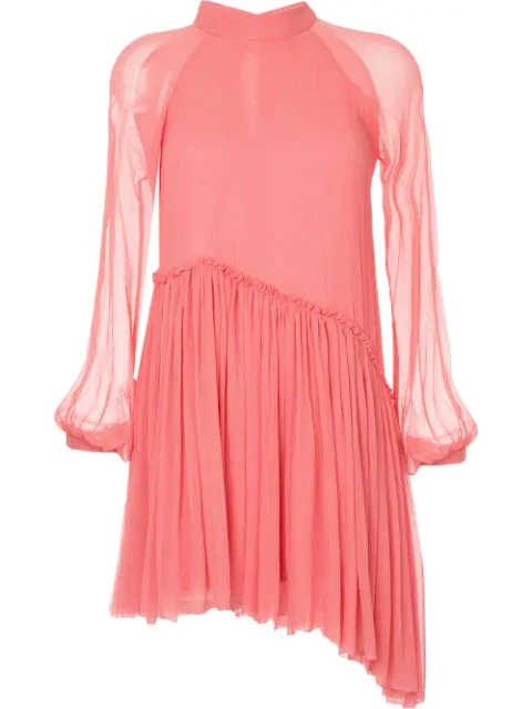 Manning Cartell Feather Weight Mini Dress - Farfetch In Pink