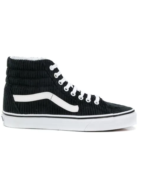 Vans Design Assembly Sk8-hi Sneakers - Black