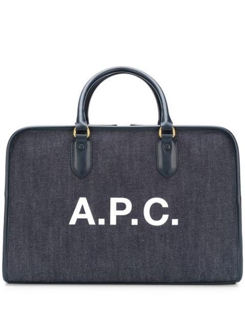 A.p.c. Sylvie Bag In Blue