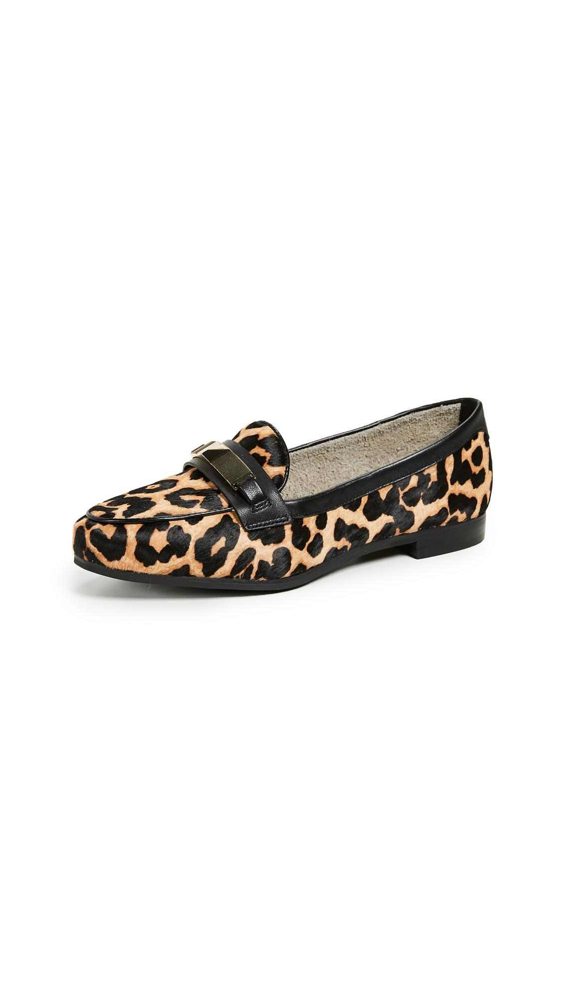 4bc0a248cb63 Michael Michael Kors Paloma Loafers In Natural | ModeSens