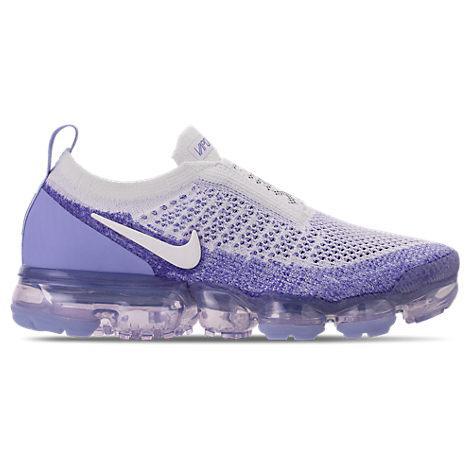 online store 28c35 2e1c5 Nike Women s Air Vapormax Flyknit Moc 2 Running Shoes, Purple
