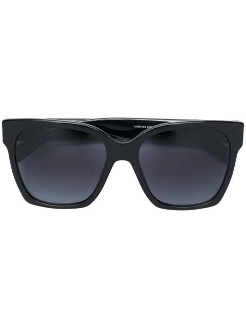 Moschino Eyewear 56mm Sunglasses - Black