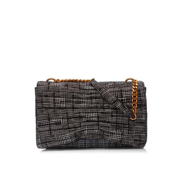 Nissa Soft Leather Shoulder Bag