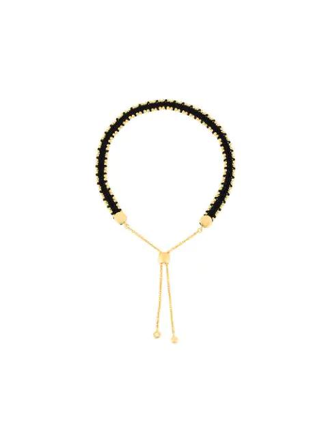 Astley Clarke Kula Biography 18Ct Yellow-Gold Vermeil Midnight Bracelet In Metallic