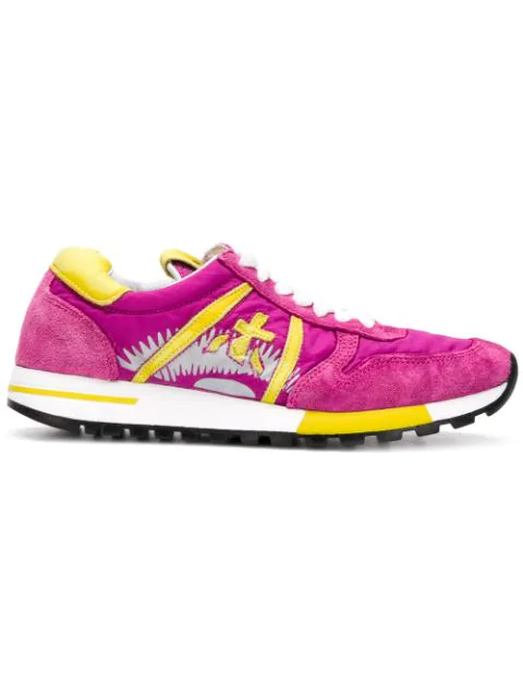 Premiata Kim 3275 Sneaker In Pink