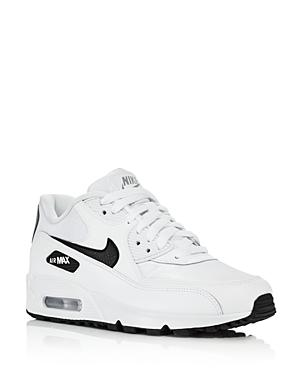 Nike Classically Nike Silver Womens Shoes For Air Max 90