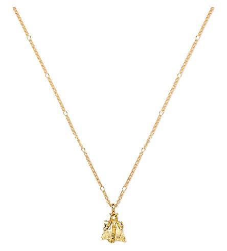 d1887a092 Gucci Ybb41525100100U Le MarchÉ Des Merveille 18Ct Gold Necklace ...