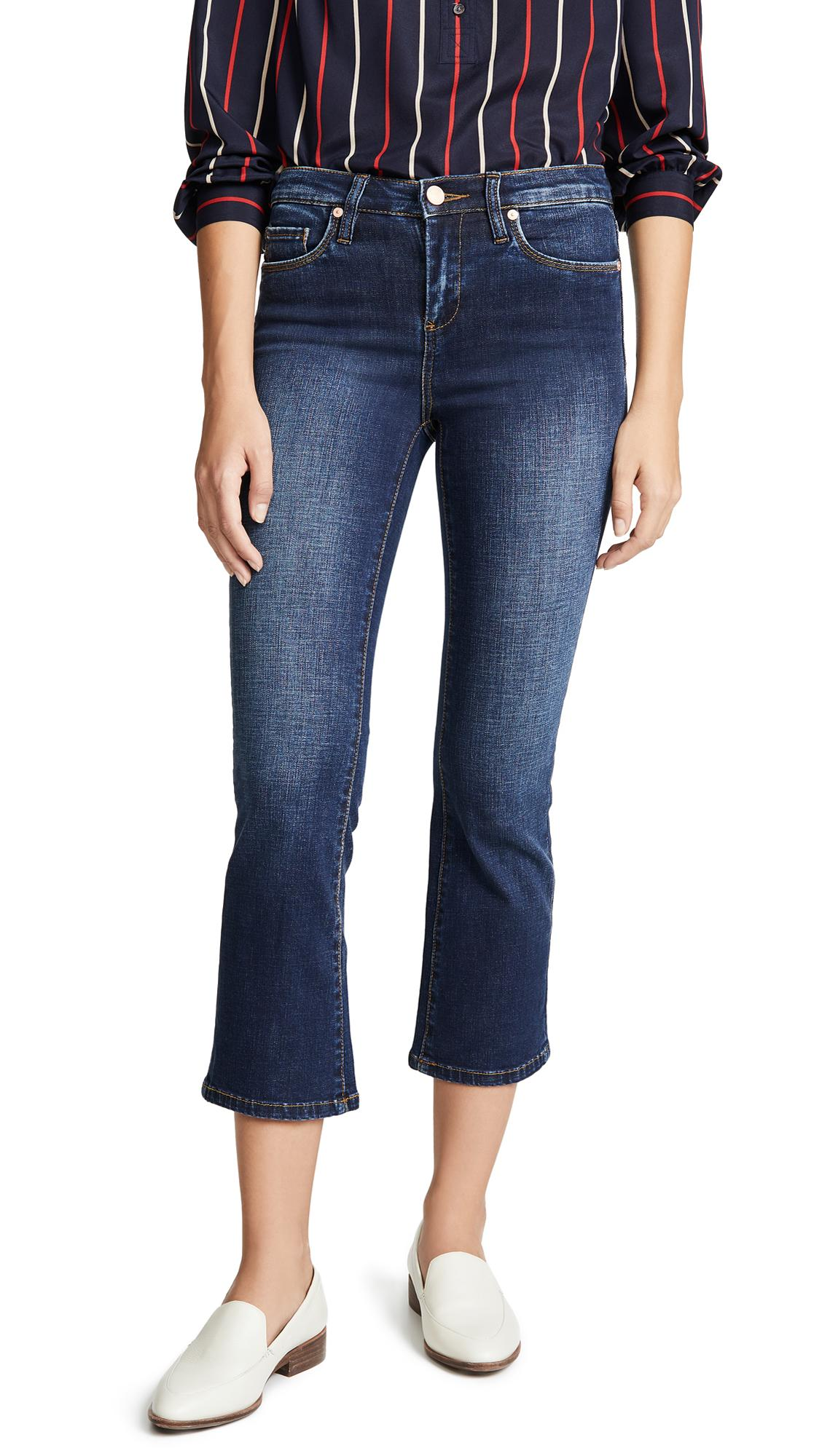 Blank Denim The Varick High Rise Jeans In The Misfit Wash
