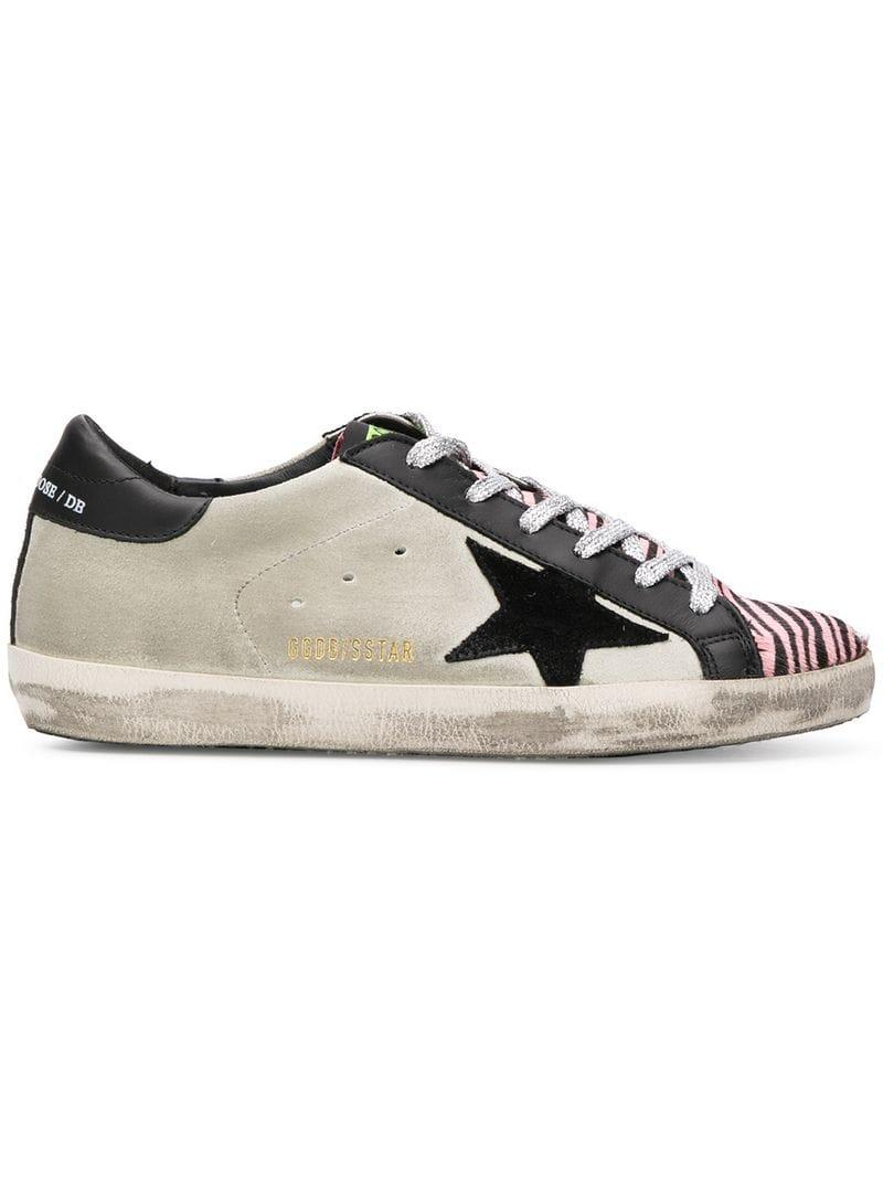 55afcbc3068c Golden Goose Superstar Sneakers - Grey