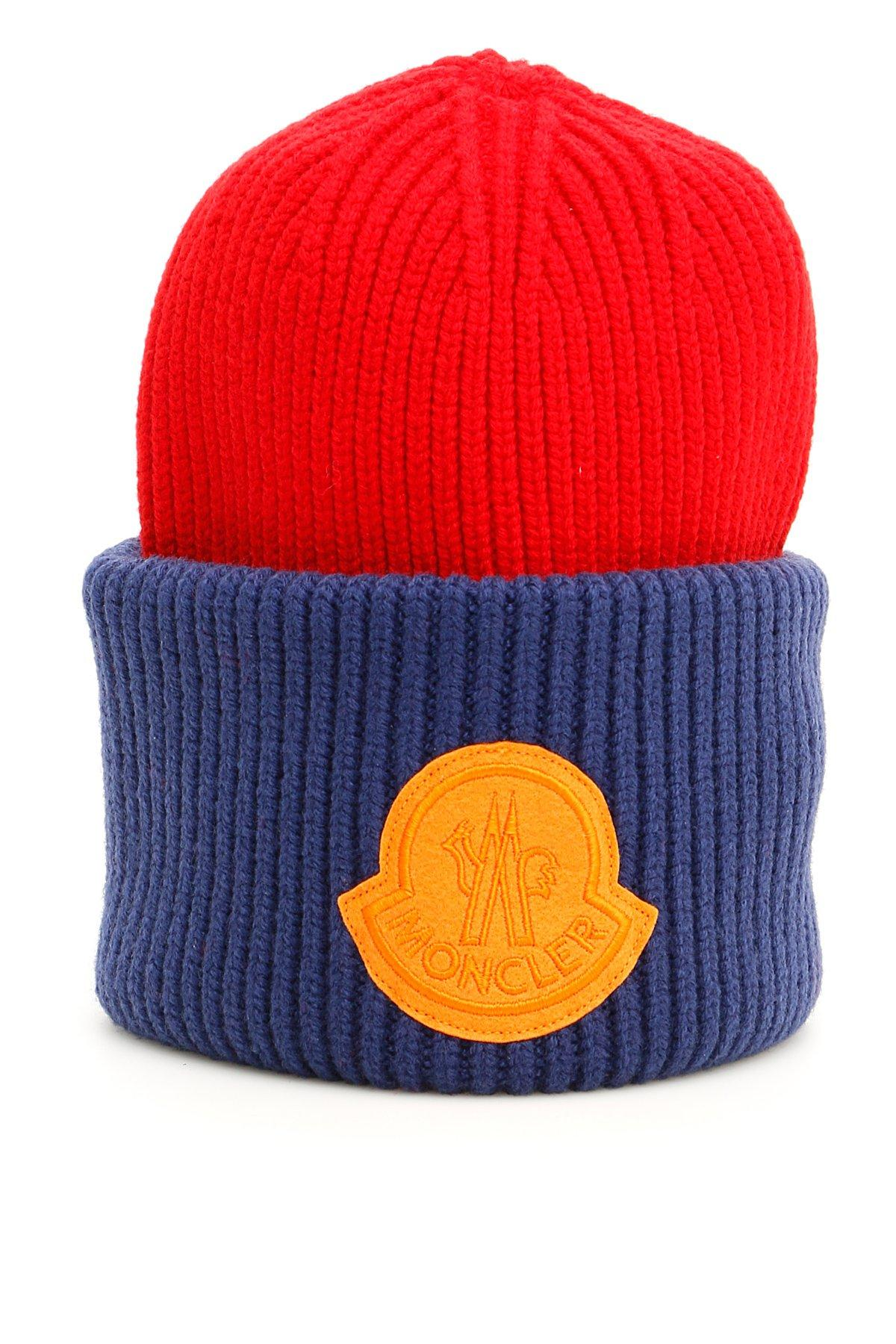 f46924d09 Rolled Beanie in Red