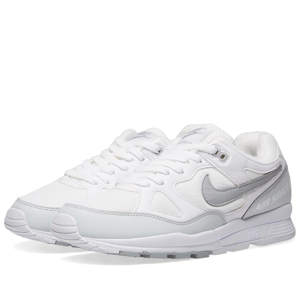 online store 876cf 4dec2 Nike Air Span Ii Sneaker In White. END.