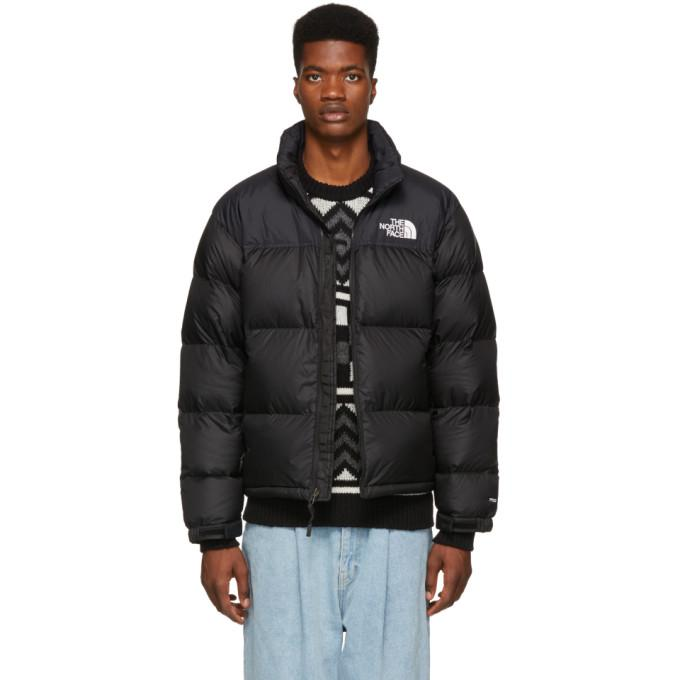 363095e4498 The North Face Black Down 1996 Retro Nuptse Jacket In Jk3 Blk | ModeSens
