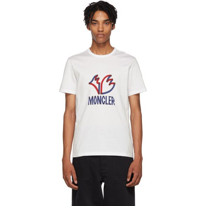 This grey Moncler Genius T shirt is part of the '2 Moncler