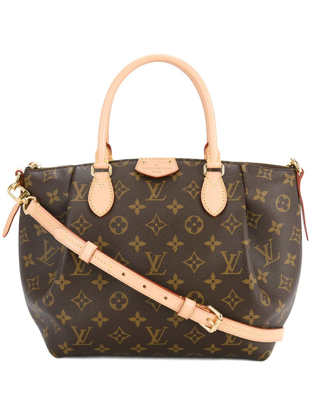 2c605181d9b8 Louis Vuitton Vintage Turenne Pm Tote Bag - Farfetch In Brown