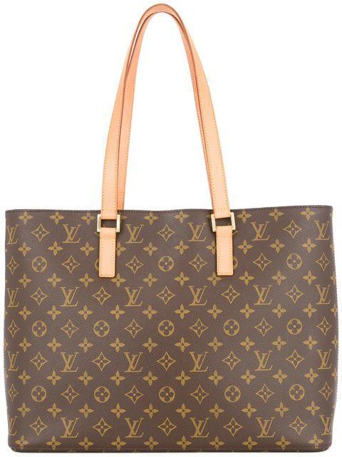 Louis Vuitton Luco Shoulder Bag In Brown