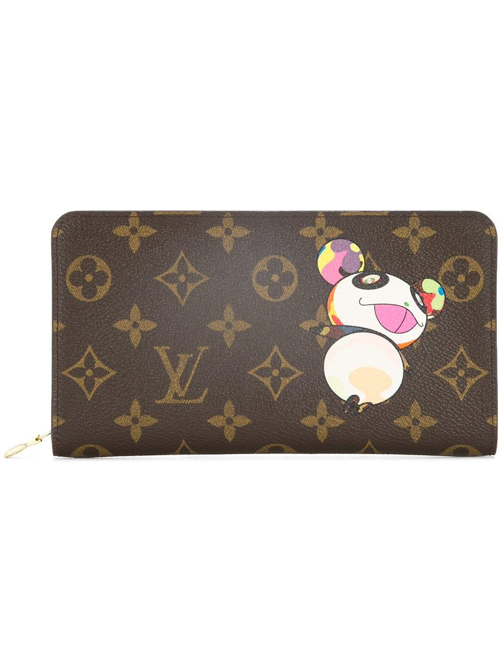 e37a7165900c Louis Vuitton Vintage Porte Monnaie Monogram Wallet - Farfetch In Brown