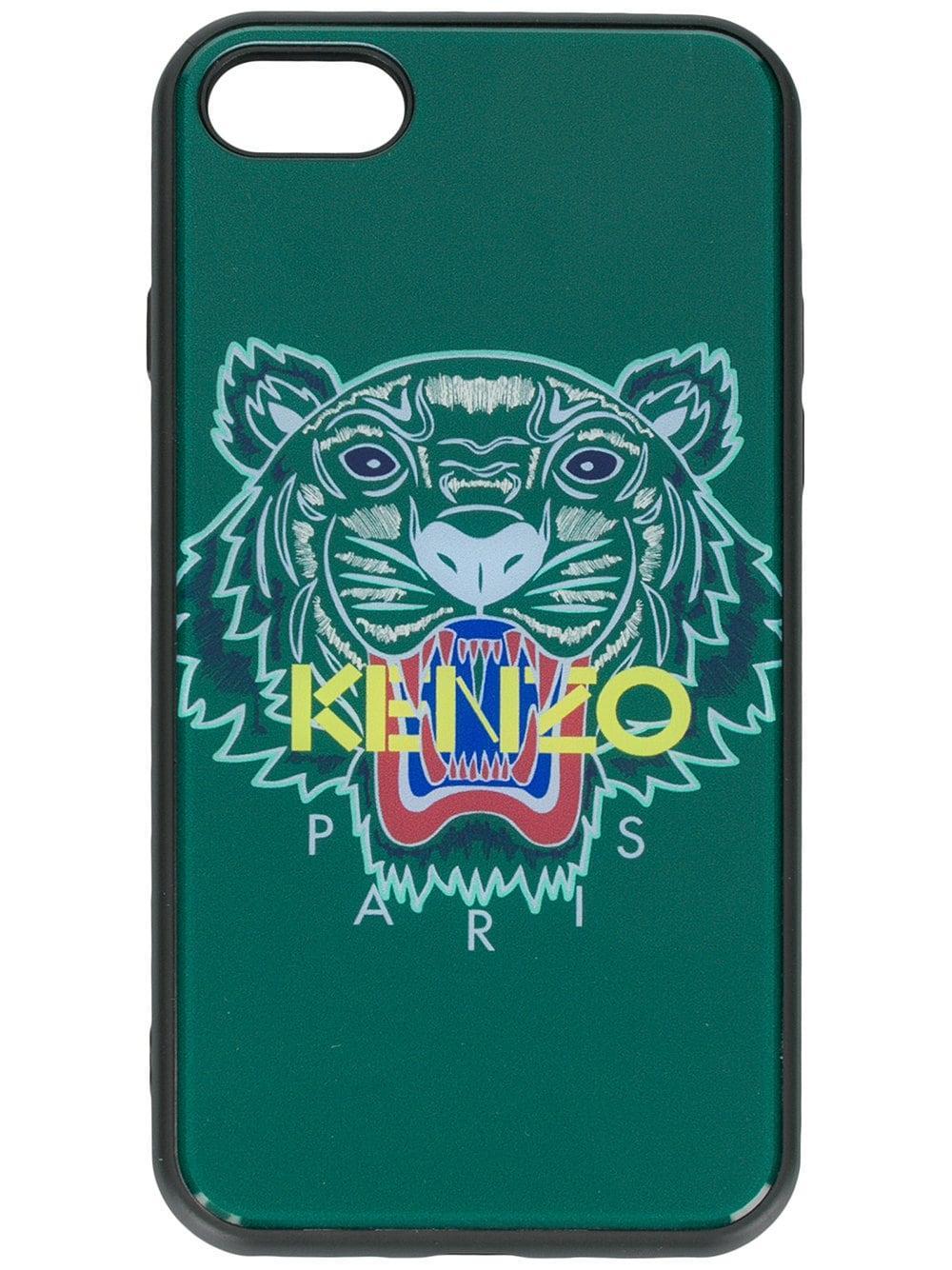 e537ba51 Kenzo Tiger Iphone 7/8 Phone Case - Green