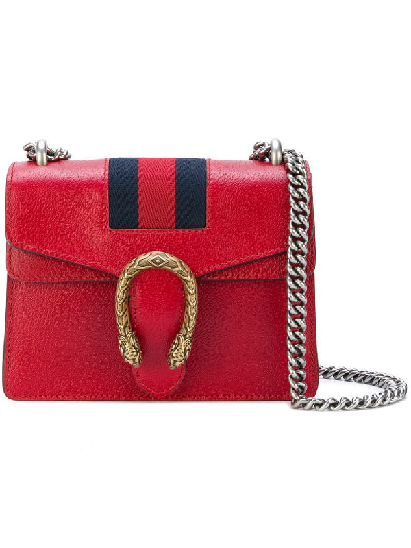 715d1dbe478 Gucci Dionysus Leather Shoulder Bag In 6473 | ModeSens
