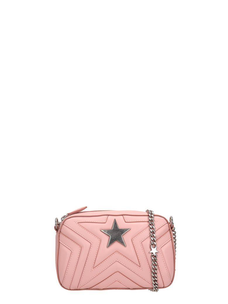 Stella Mccartney Stella Star Mini Bag In Rose-Pink  8223a719663aa