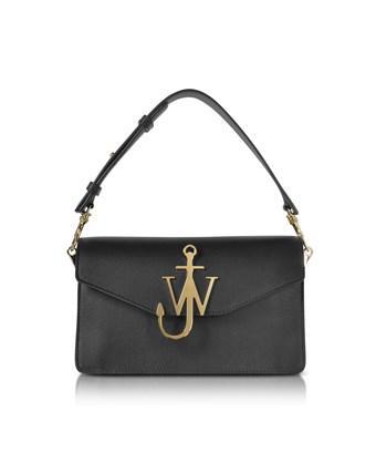 Jw Anderson J.W. Anderson Women's Hb02318D404999 Black Leather Handbag
