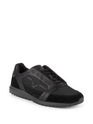 Diesel S-fleett Sneakers In Black