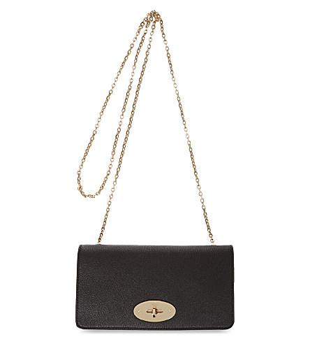 7262c2eaae Mulberry Bayswater Clutch Wallet In Black
