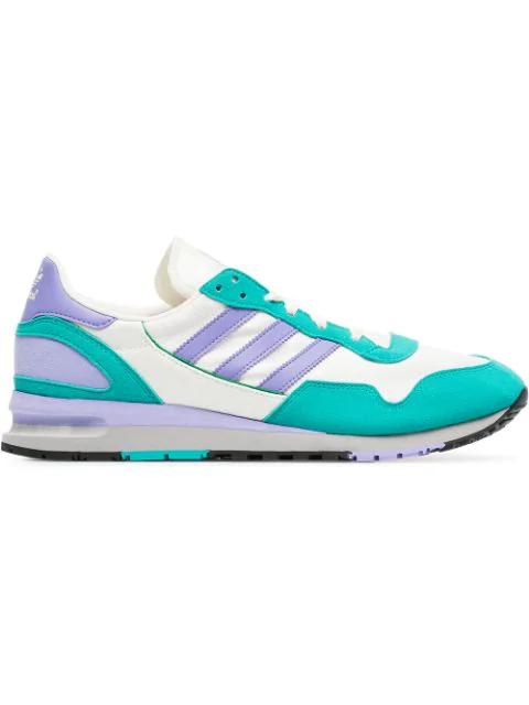 Adidas Originals X Spezial Lowertree Spzl Off White, Light Purple & Aero