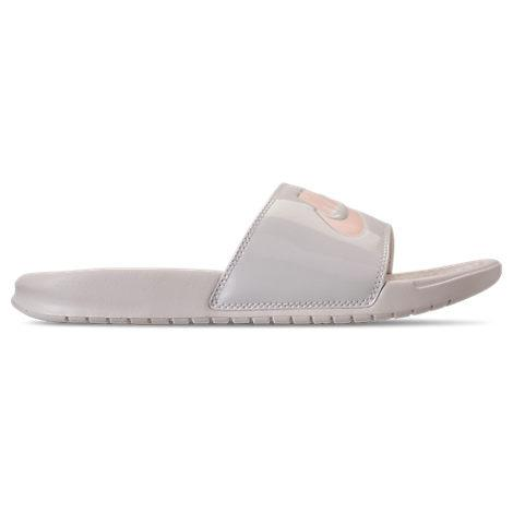 a1273201865 The Nike Benassi Just Do It Women s Slide continues this lasting legacy  with plenty of style and the perfect fit.
