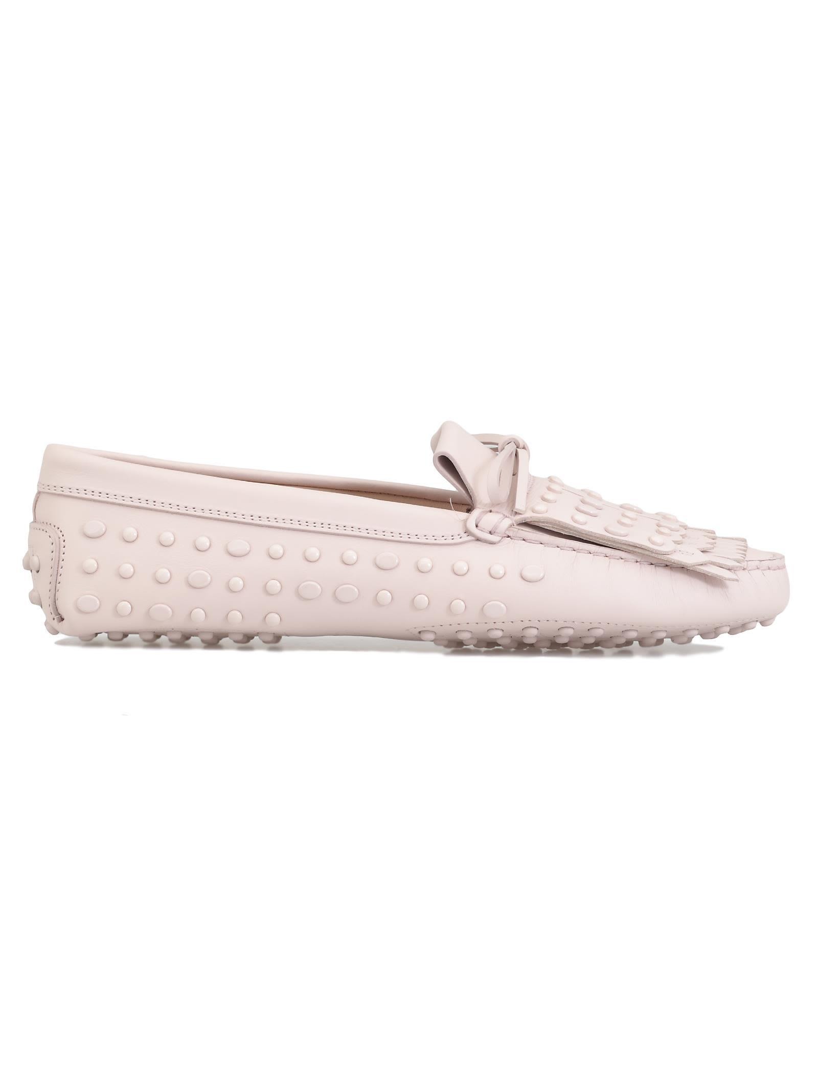 4134406c19a Tod s Leather Loafer In Glove