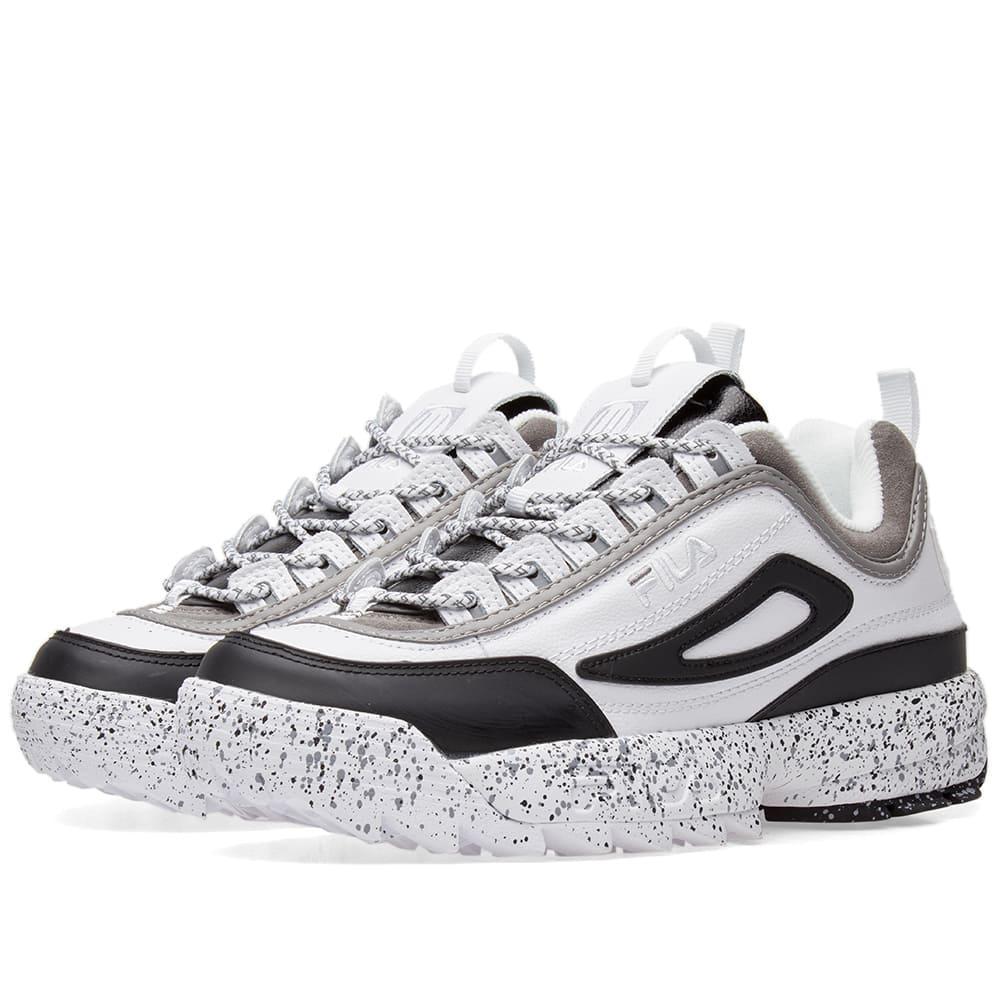 b4ad7f4510e4 Liam Hodges X Fila Disruptor Ii Sneaker In White   ModeSens
