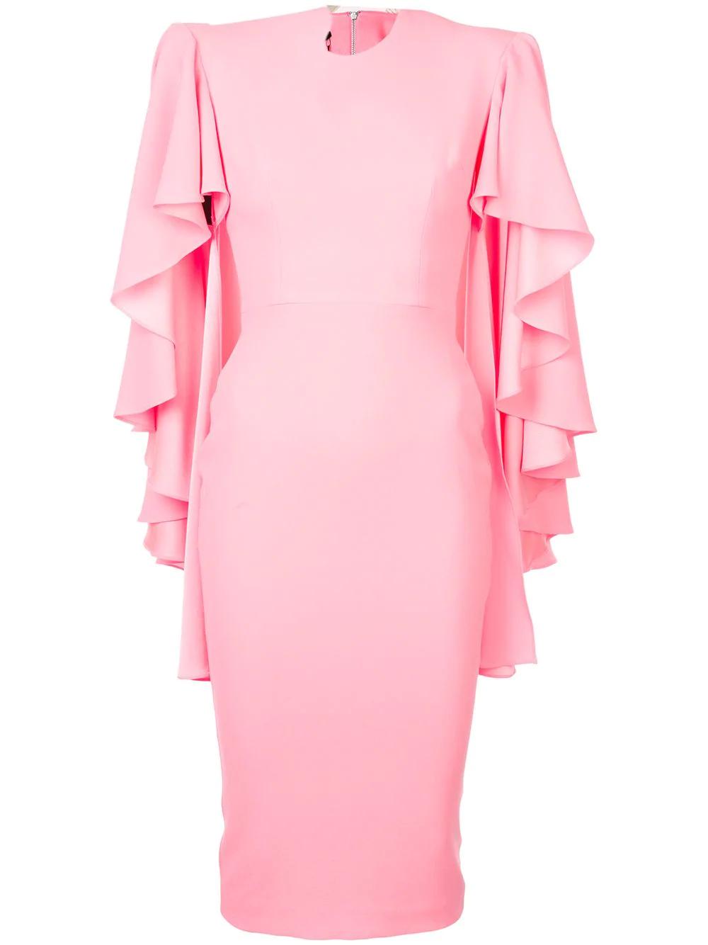 f0c490d70c4 Alex Perry Cori Dress - Pink