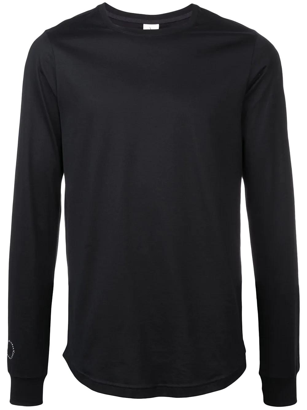 Nike Lebron James X John Elliott Long Sleeve Top In Black
