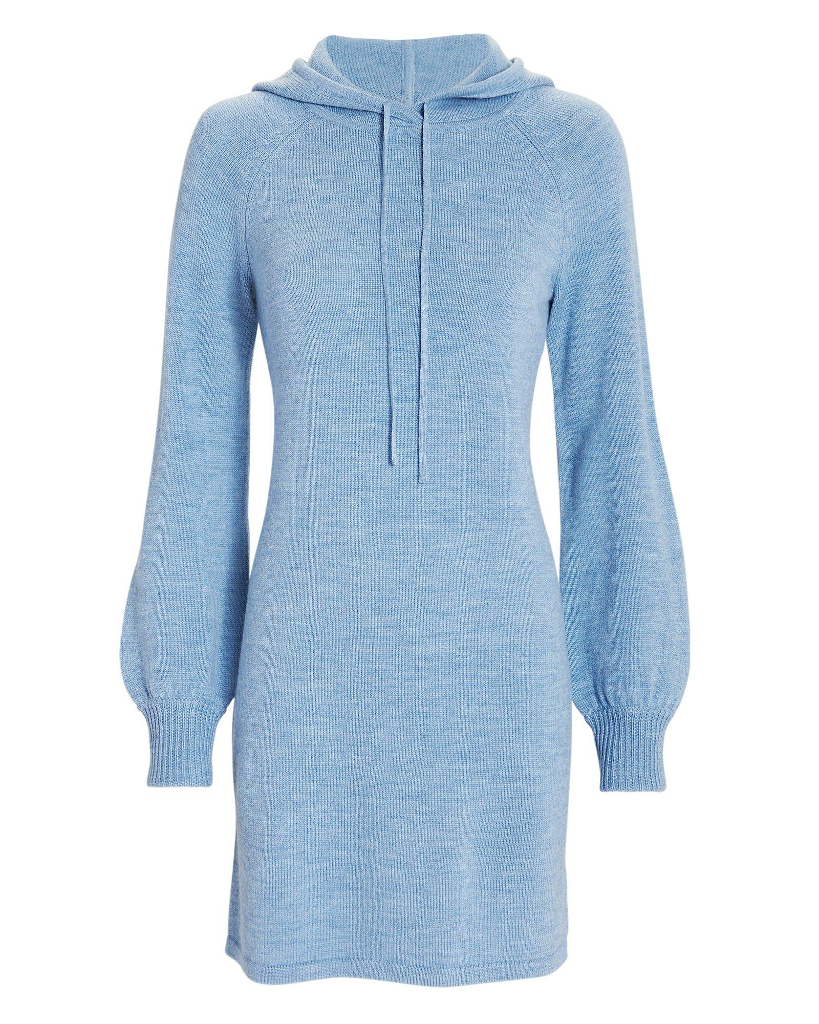 Exclusive For Intermix Tess Hooded Dress