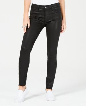 Articles Of Society Sarah Coated Ankle Skinny Jeans In Boston
