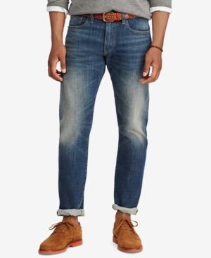 Polo Ralph Lauren Men's Hampton Athletic Stretch Jeans In Hawthorne