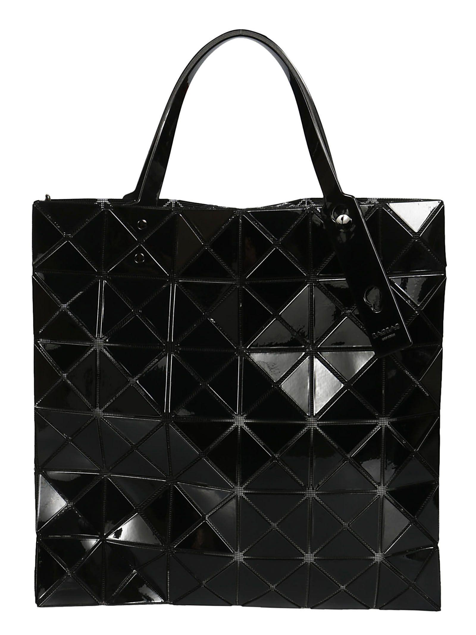 Bao Bao Issey Miyake Prism Tote In Black